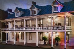 Historic Eureka Inn Haunted Hotel