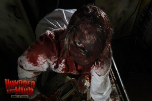 Hundred Acres Manor Haunted House