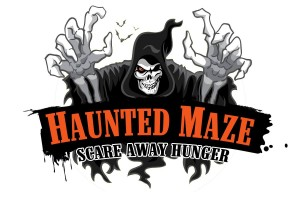 Haunted Maze - Scare Away Hunger