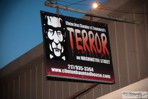 Clinton's Terror on Washington Street