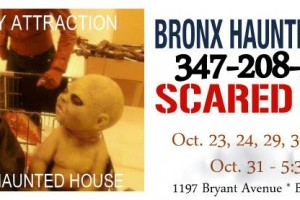 Bronx Haunted House