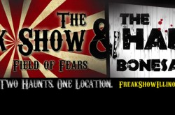 The Freak Show and Field of Fears