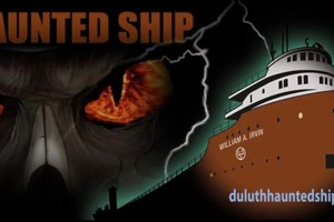 William H Irvin Haunted Ship