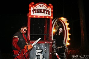 Trail of Screams Haunted House in Rockford, Illinois