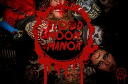 Blood Moon Manor haunted house in Forest City, IL