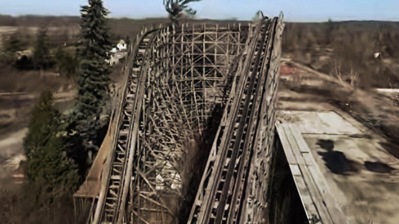 Abandoned Amusement Park In Cle Frightfind