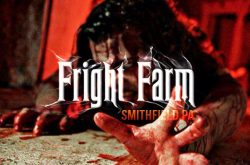 Fright Farm Haunted House in Smithflield, Pennsylvania