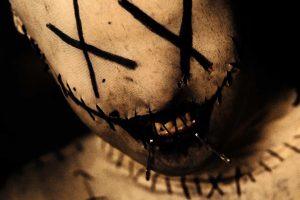 Woods of Terror Haunted House in North Carolina - Raggy