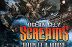 Ocean City Screams haunted house in Ocean City, Maryland
