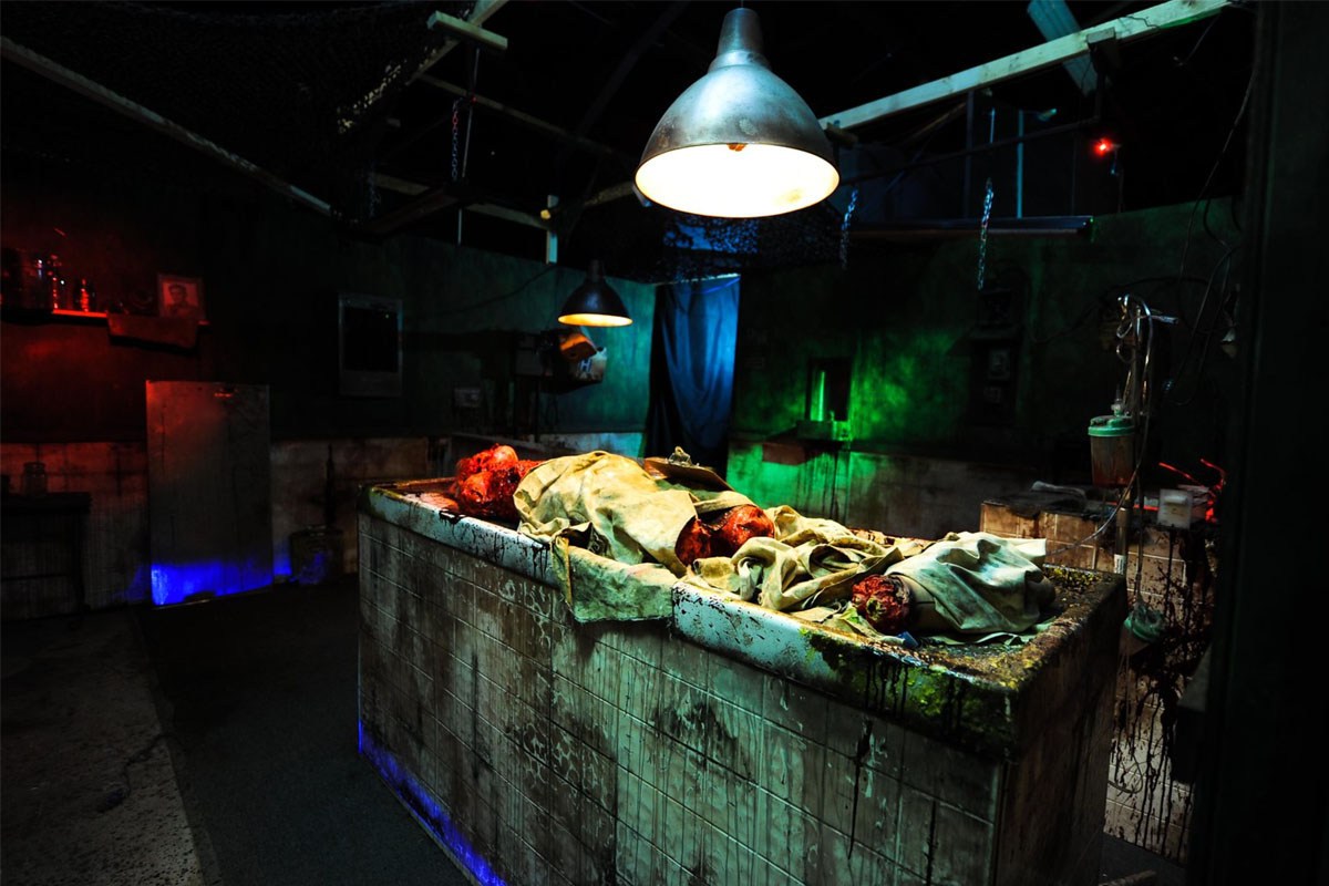 Nightmare Dungeon - Reviews - Greenville   HauntRave.com