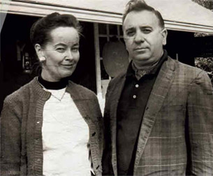 Ed & Lorraine Warren - The Conjuring Paranormal Investigators