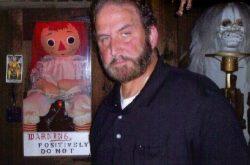 Tony Spera of NESPR with Annabelle