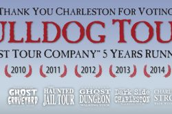 Ghosts & Legends-Charleston Tour