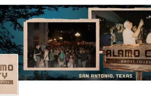 Alamo City Ghost Tours