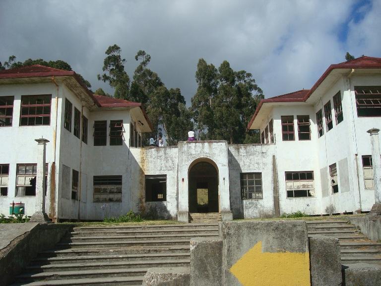 Sanatorio Duran - Most Haunted Place in Costa Rica
