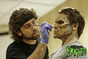 chicago-frights-zombie-makeup