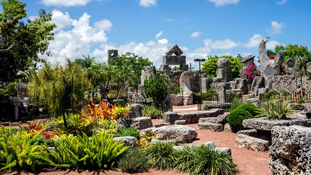 Mystery of the Coral Castle