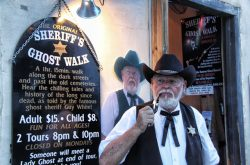 Sheriffs Ghost Walk Tours