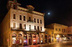 Haunted Bullock Hotel