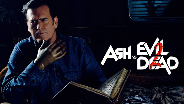 Ash vs Evil Dead Season 2 Returns in October