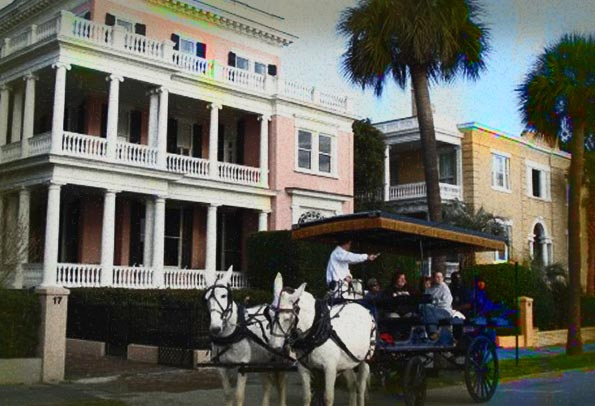 Haunted Battery Carriage House