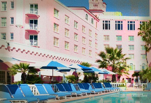 The Haunted Don Cesar Beach Hotel