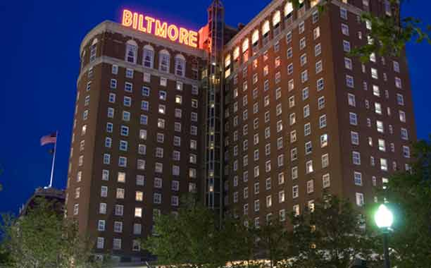 Haunted Biltmore Hotel