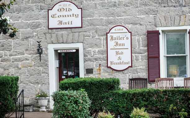 Haunted Old Jailers Inn
