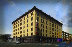 The Haunted Owyhee Plaza Hotel