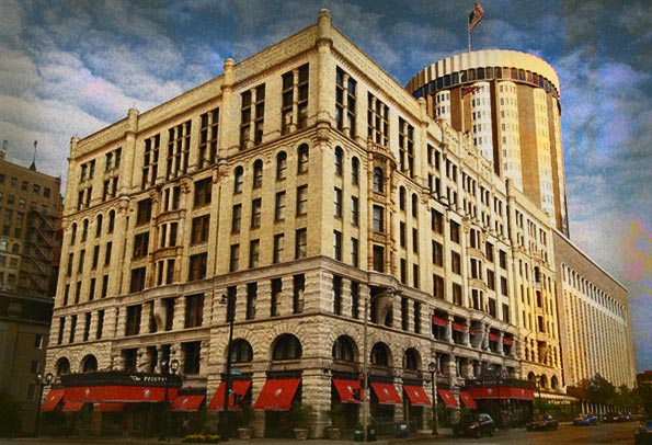 Haunted Pfister Hotel