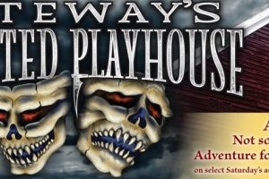 Gateway's Haunted Playhouse NY