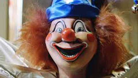 Clown from Poltergeist