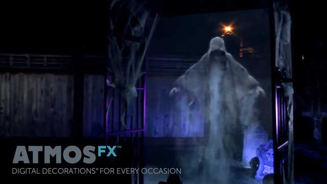 AtmosFX Digital Halloween Decorations