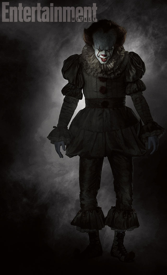 Clown from IT - Credit ET