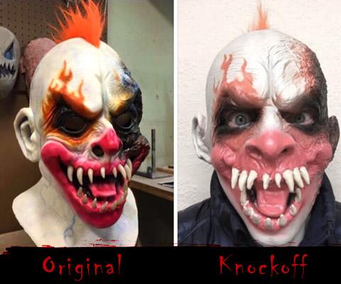 Eville J's Masks