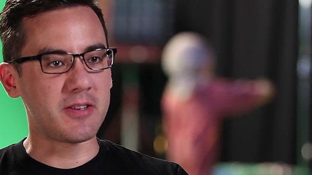 Michael Dougherty Interview