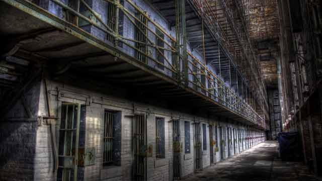 Haunted Ohio State Reformatory