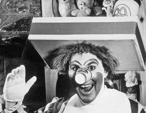 Scary Clown: Original Ronald McDonald