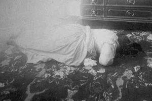 Lizzie Borden's Mother's Body