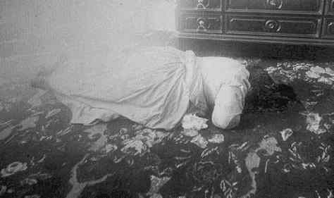 Lizzie Borden's Mother's Body