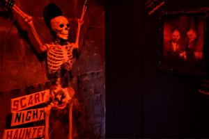 Scary-Nights Haunted House in Bucoda, Wa