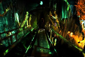Thrillvania Haunted House in Terrell, Texas