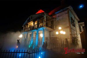 Thrillvania Haunted House in Terrell, Texas