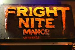 Fright Night Manor