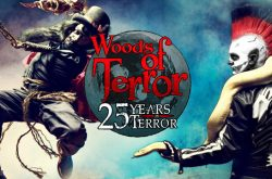 Woods of Terror Haunted House in Greensboro, North Carolina