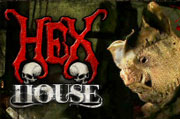 Top Haunted Houses in Oklahoma - Hex House