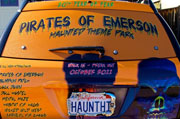 Top Haunted Houses in California - Pirates of Emerson