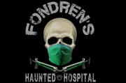 Top Haunted Houses in Florida - Fondren's Haunted Hospital