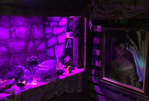 Heck's Haunted House in Massillon Ohio