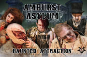 Top Haunted Houses in Indiana - Amhurst Asylum